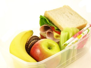 bigstock-School-Lunch-Isolated-33617861