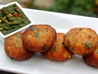 Aloo Tikki: A Fall Favourite