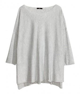 Wide-Cut Sweater, HM.com at $19.95