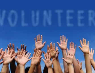The Push to Teach Kids to Volunteer
