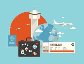 Passport Panic – Traveling with Children