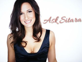 'Ask Sitara':  Sitara Hewitt Talks Holistic Living  With Readers