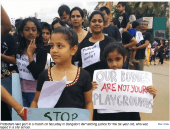 A Mother's Grief is Also Our Own: The Bangalore Rape