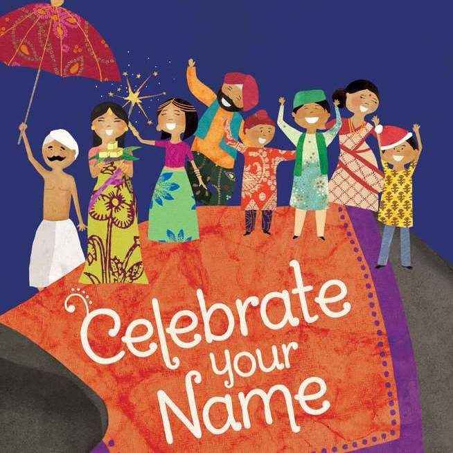 Celebrate Your Child's Name