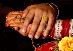 I Will Always Protect You ( Newly Wed Indian Couple)