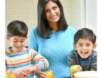 South Asian Mom Launches Business To Empower Kids in the Kitchen
