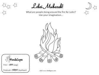 Celebrating Lohri With Kid-Friendly Activities