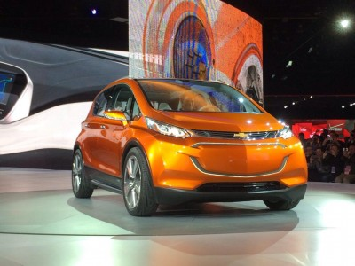 GM Canada at North American International Auto Show