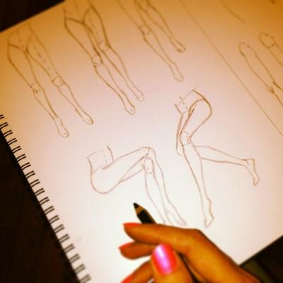 Amy Devan Sketch 5