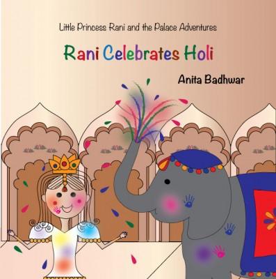 Rani Celebrates Holi