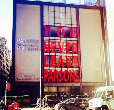 Parsons Exterior