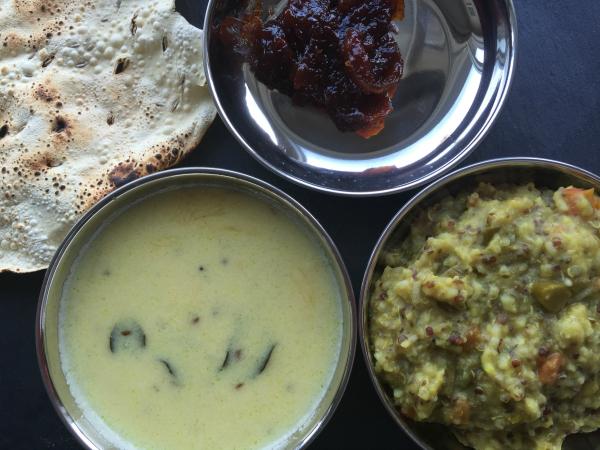 Recipe Gujarati Kadhi Masalamommas