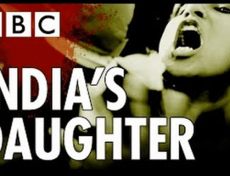 "Why the World Needs to See ""India's Daughter"""