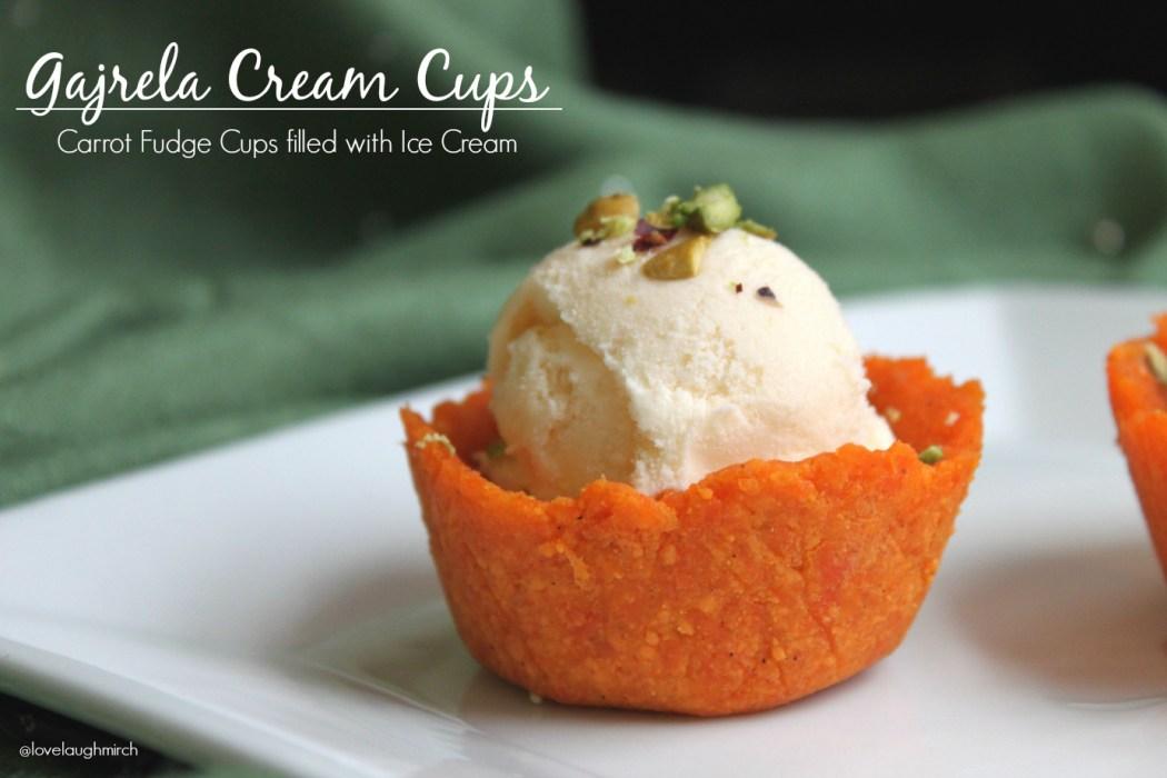 Gajrela dessert recipe