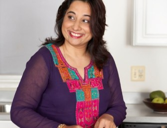 7 Questions With Cookbook Author, Monica Bhide