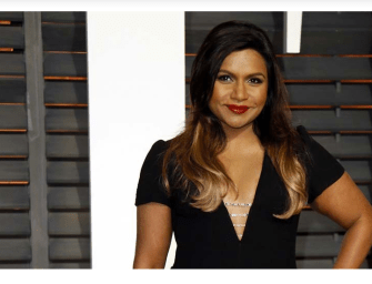 A Beauty Q & A With Mindy Kaling's Make-Up Artist