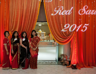 Red Sari Gala Raises Awareness of South Asian Heart Health