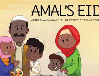 Sharing Eid Traditions Through Children's Books