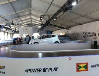 Chevrolet Volt Battery Sets A World Record