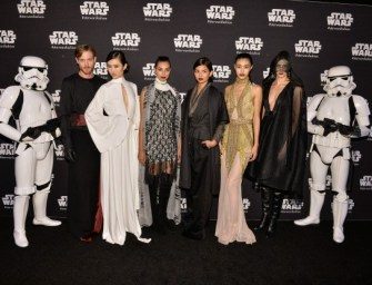 'Star Wars' Fashion Hits the Runway
