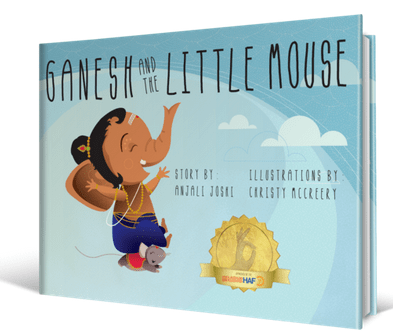 Ganesh and the little mouse