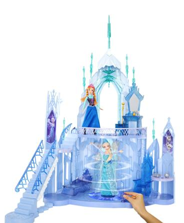 Disney Frozen Elsa Ice Castle