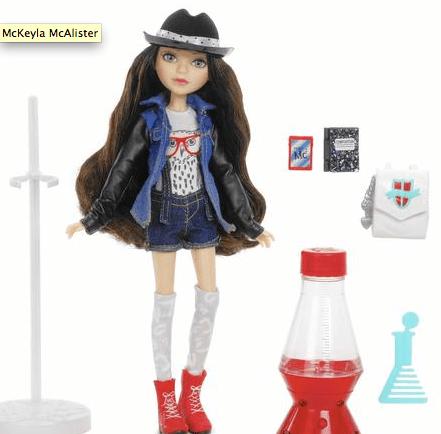 MC2 dolls