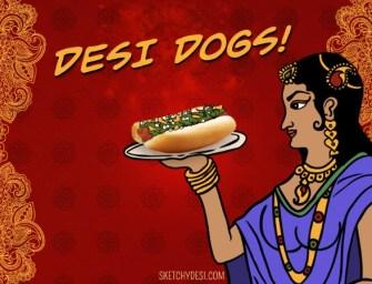 Hot Dogs: Masala Style