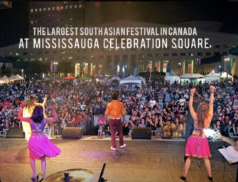 Canada's largest South Asian festival #BollywoodMonster Mashup
