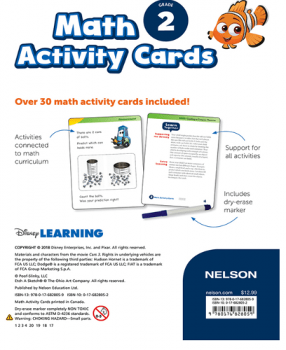 Prevent the 'Summer Slide' with the NELSON Disney Learning