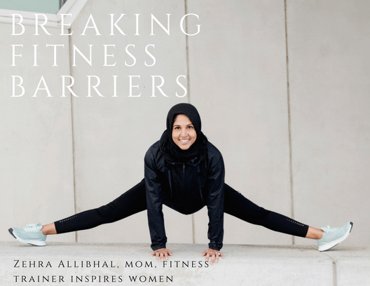 Breaking fitness barriers
