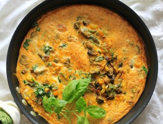 Five Creative Frittata Ideas