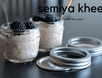 Beat the cold with Semiya Kheer (Vermicelli Pudding)