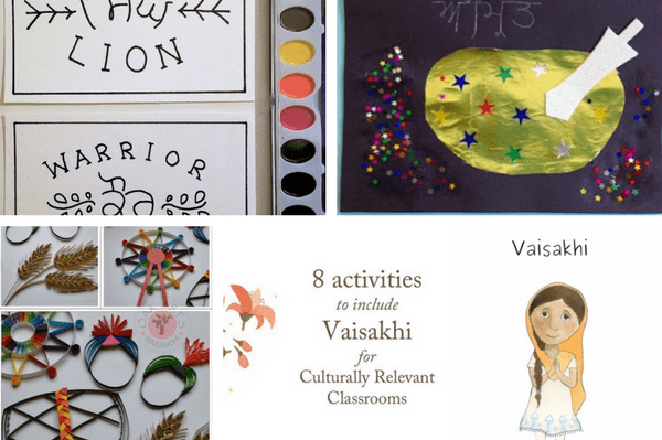 Vaisakhi ideas for kids