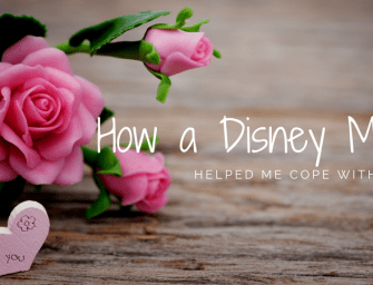 How a Disney Movie Helped Me Cope With Loss