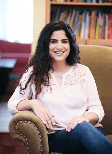 Children's book author, Hena Khan