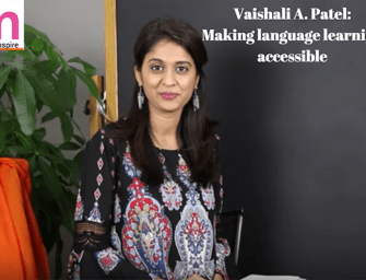 Vaishali A. Patel is Helping Families Learn Gujarati Online