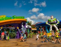 New Toy Story Land at Walt Disney World