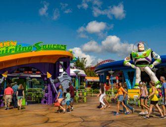 New Toy Story Land at Walt Disney World