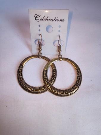 Lite Fancy Earrings