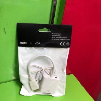 HDMI TO VGA CONVERTER CABLE