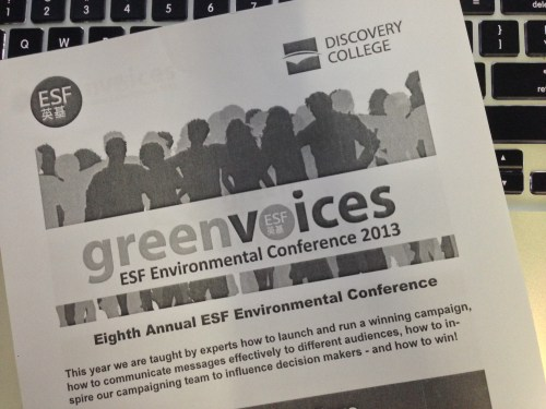 8th ESF Environmental Conference