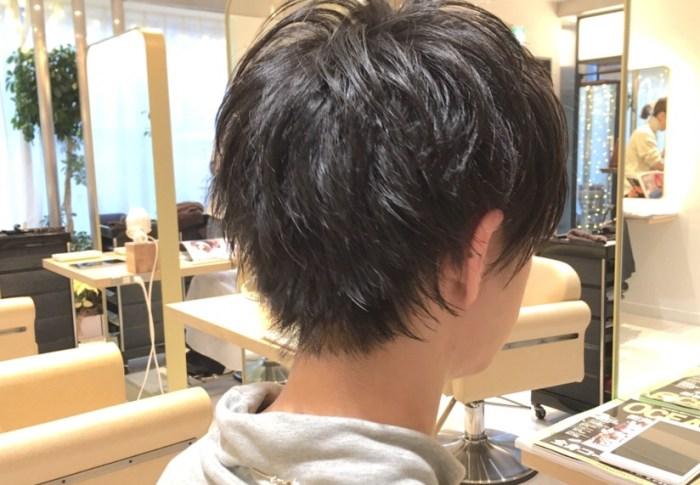 2018流行りのメンズヘアは束感ツーブロック!!