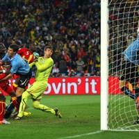 Luis Suarez Diunggulkan Sebagai Kiper Terbaik Piala Dunia 2010