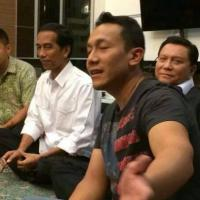 Siapa AM Hendropriono Yang di Belakang Jokowi?