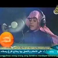 Tilawah Juz 30 Muhammad Thaha Al Junaid