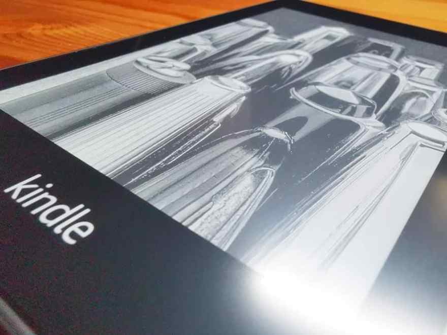 Kindle PaperWhiteの良い部分