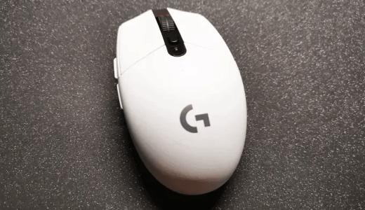 【ロジクール G304 レビュー】ワイヤレスでも反応バッチリ! 全体的にバランスの良いゲーミングマウス。