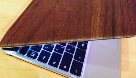 Chromebook flipに自作ウッドスキンシール!