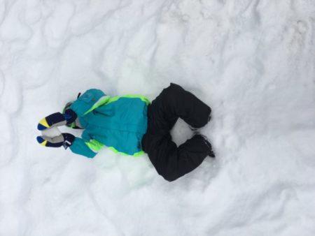富士山こどもの国で雪遊びする時の服装